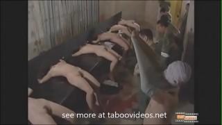 Hiếp dâm tàn bạo nữ tù nhân